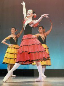 渡辺かおり Kaori Ballet Studio