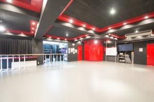 横浜 レンタルスタジオ 関内 貸しスタジオのダンスフロア内画像