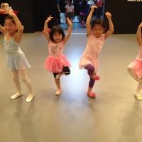 関内馬車道レンタルスタジオのバレエ画像