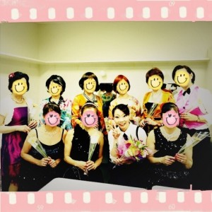 馬車道ダンススタジオのミュージカルダンスレッスン風景